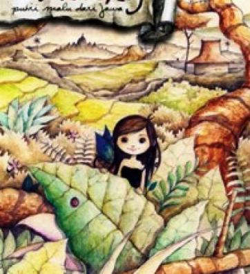 Buku Nawung Putri Malu dari Jawa